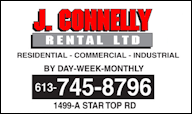 J. Connelly Rental